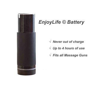 EnjoyLife Massage Gun Battery
